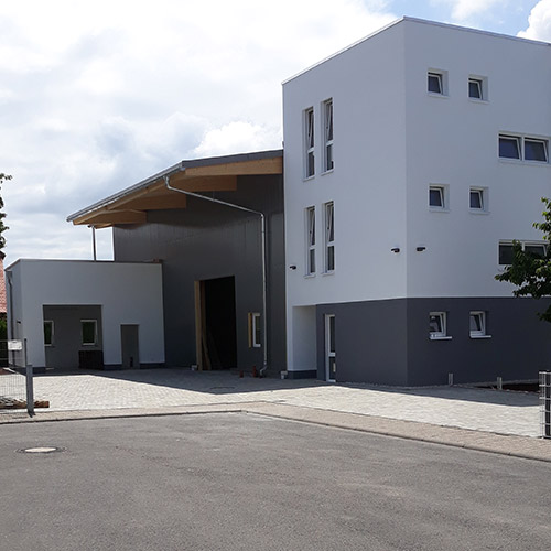 Neubau BV. Bibel-Mission – Niedernberg